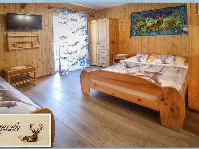 Komfortowe pokoje gocinne 4