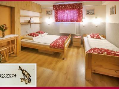 Komfortowe pokoje gocinne 7