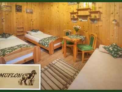 Komfortowe pokoje gocinne